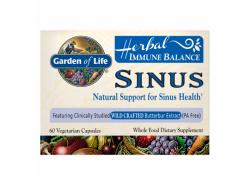 Herbal Immune Balance Sinus (60 kaps.)
