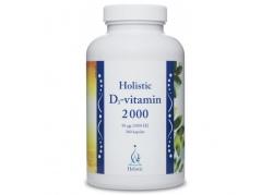 Witamina D3 2000 IU 50 mcg (360 kaps.)