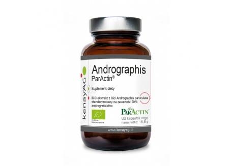 EKO Andrographis ParActin (60 kaps.)