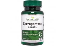 Enzym Serrapeptaza 80 000 IU (90 tabl.)