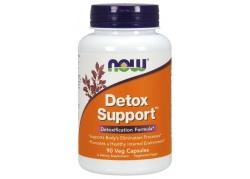 Detox Support - Oczyszczanie Organizmu (90 kaps.)