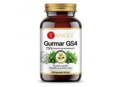 Gurmar GS4 - 75% kwasów gymnemowych (60 kaps.)