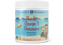 Nordic Omega-3 Gummies (120 żelków)