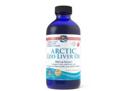 Arctic Cod Liver Oil Strawberry (237 ml)