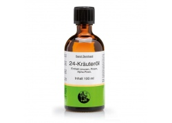 Olejek Eteryczny 24 Zioła - 100% naturalny (100 ml)