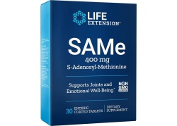 SAMe 400 mg (30 tabl.)