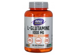 L-Glutamina (120 kaps.)