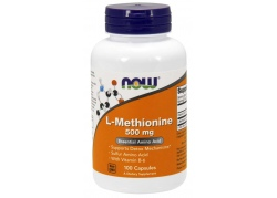 L-Metionina (100 kaps.)