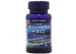 Witamina B-Complex i B12 (90 tabl.)