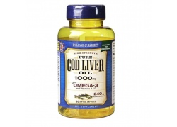Cod Liver Oil (60 kaps.)