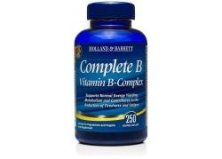 Complete B Vitamin B-Complex (250 tabl.)