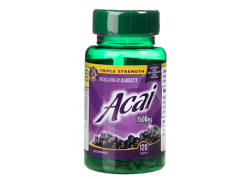 Acai Berry 1500 mg (120 tabl.)