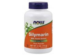 Silymarin - Sylimaryna z Ostropestu Plamistego w proszku (113 g)
