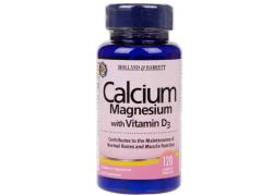Calcium Magnesium plus Vitamina D3 (100 tabl.)