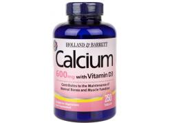 Calcium plus Vitamina D3 (250 tabl.)