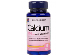 Calcium plus Vitamina D3 (60 tabl.)