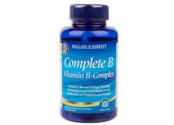 Complete B Vitamin B-Complex (100 tabl.)