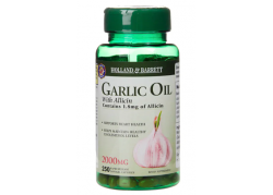 Garlic Oil (250 kaps.)