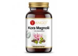 Kora Magnolii - 10% Magnololu (60 kaps.)