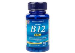 Witamina B12 (cyjanokobalamina) (100 tabl.)