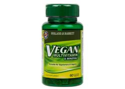 Vegan Multivitamin & Mineral (60 tabl.)