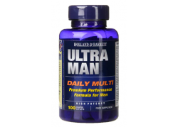 Ultra Man Multivitamin (100 tabl.)
