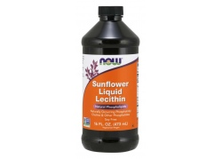 Sunflower Liquid Lecithin (473 ml)