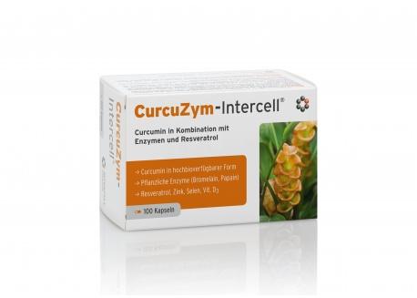 CurcuZym-Intercell® (100 kaps.)