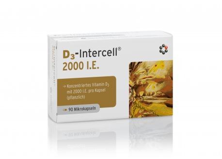 D3-Intercell® 2000 IU (90 kaps.)