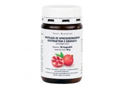 Granat ekstrakt 500 mg (90 kaps.)