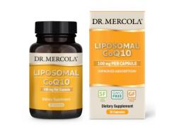 Koenzym Q10 Liposomalny (30 kaps.)