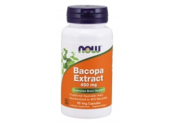 Bacopa Extract 450 mg (90 kaps.)