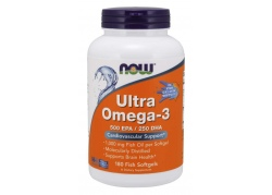 Ultra Omega-3 (Fish Gelatin) (180 kaps.)
