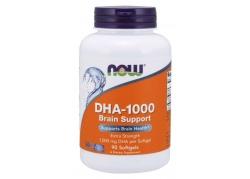 DHA-1000 Brain Support (90 kaps.)