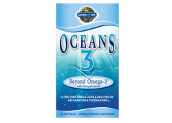 Oceans 3 Beyond Omega-3 with OmegaXanthin (60 kaps.)
