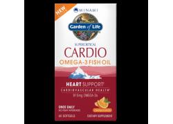 Minami Cardio Omega-3 Fish Oil (60 kaps.)