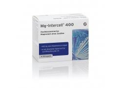 Magnez Mg-Intercell® 400 (120 kaps.)