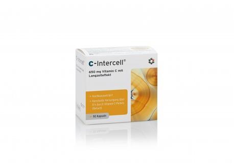 Witamina C - Intercell® (90 kaps.)