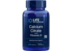 Calcium Citrate with Vitamin D (200 kaps.)