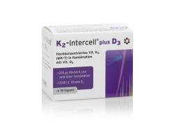 K2 - Intercell® plus D3 (90 kaps.)