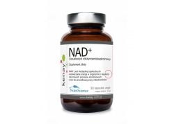 NAD+ (30 kaps.)