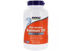 Wild Alaskan Salmon Oil (200 kaps.)
