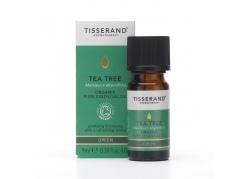 Tea Tree Organic - Drzewo Herbaciane (9 ml)