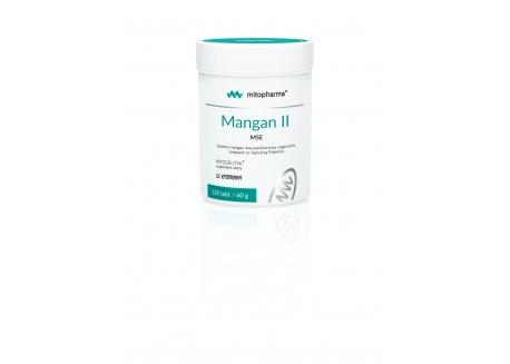 Mangan dwuwartościowy (120 tabl.)