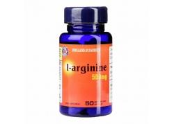 L-arginina (50 kaps.)