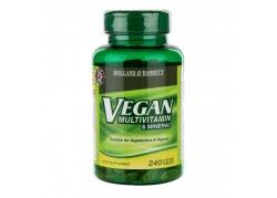 Vegan Multivitamin & Mineral (240 tabl.)