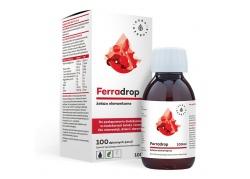 Ferradrop - Żelazo elementarne (100 ml)