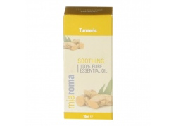 Miaroma Turmeric Pure Essentail Oil (10 ml)