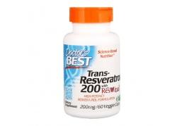 Trans-Resveratrol 200 mg + Polifenole 80 mg (60 kaps.)