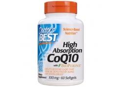 Koenzym Q10 100 mg i Piperyna BioPerine (60 kaps.)
